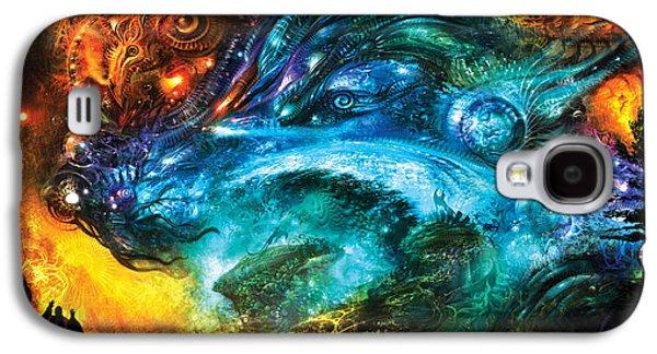 Dulcior Nocens Somnium Galaxy S4 Case