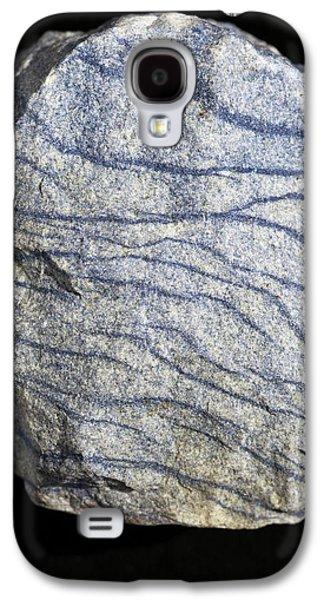 Dumortierite Veins In Quartzite Galaxy S4 Case