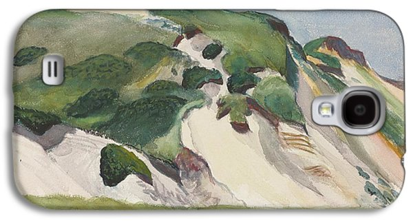 Dune At Truro Galaxy S4 Case by Edward Hopper