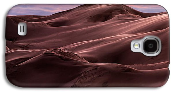 Dune Texture And Light Galaxy S4 Case