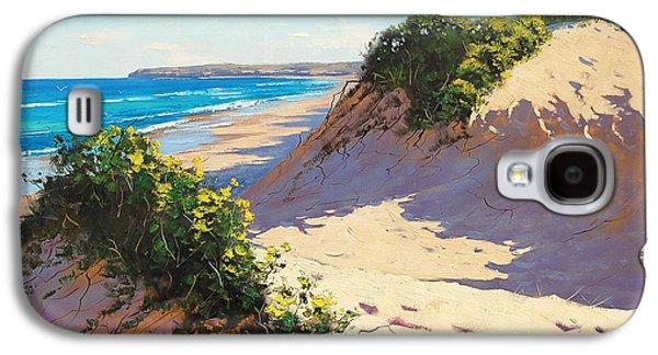 Dunes Central Coast Galaxy S4 Case by Graham Gercken