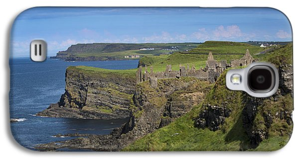 Dunluce Castle Galaxy S4 Case by Betsy Knapp