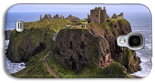 Dunnottar Castle Panorama Galaxy S4 Case