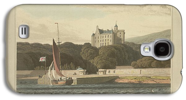 Dunrobin Castle In Sutherland Galaxy S4 Case by British Library