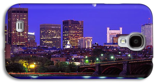 Dusk Charles River Boston Ma Usa Galaxy S4 Case by Panoramic Images