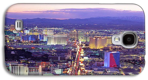 Dusk Las Vegas Nv Usa Galaxy S4 Case by Panoramic Images