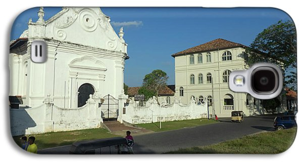 Dutch Reformed Church, C.1755 Galaxy S4 Case by Panoramic Images