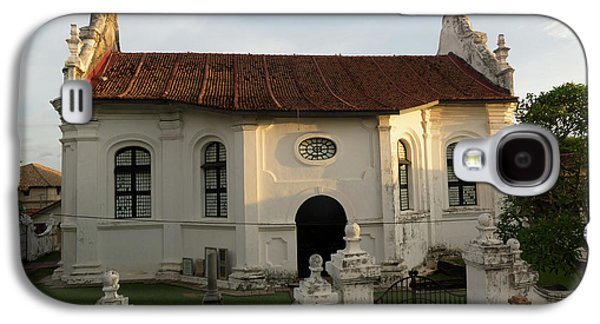 Dutch Reformed Church, C.1755, Seen Galaxy S4 Case by Panoramic Images