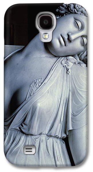 Dying Lucretia  Galaxy S4 Case by Damian Buenaventura Campeny y Estrany