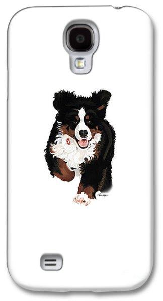 Dylon Rocks Phone Galaxy S4 Case by Liane Weyers