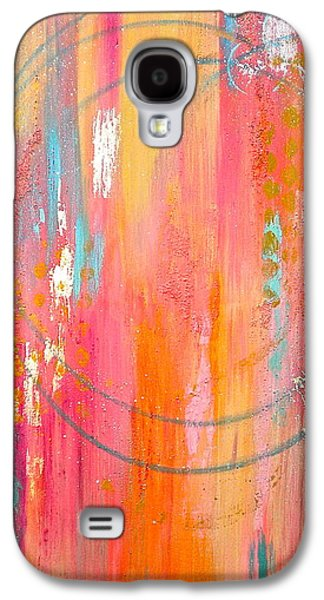 Dynamic Connection Galaxy S4 Case