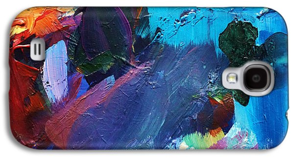 Dynamic Galaxy S4 Case by John Clark
