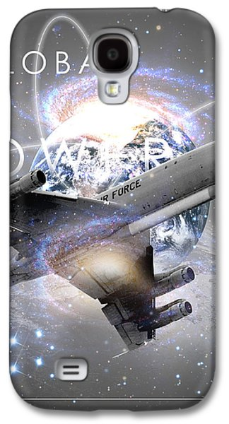 E-8 Joint Stars --- Global Power Galaxy S4 Case