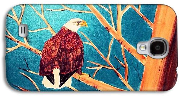 Eagles Perch Galaxy S4 Case