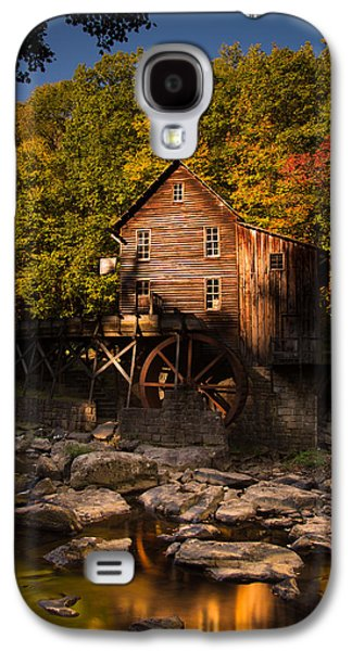 Early Autumn At Glade Creek Grist Mill Galaxy S4 Case by Shane Holsclaw