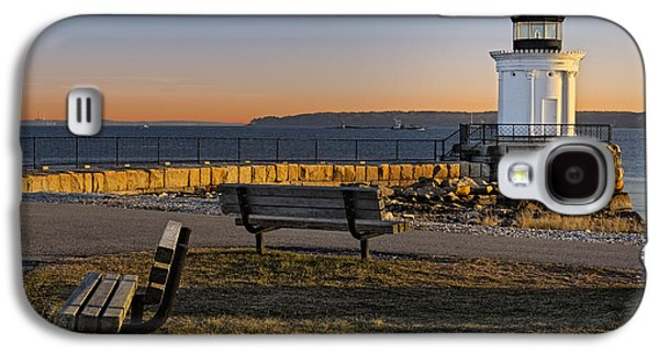 Early Morning At Bug Lighthouse Galaxy S4 Case