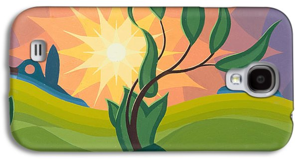 Early Morning Galaxy S4 Case by Emil Parrag