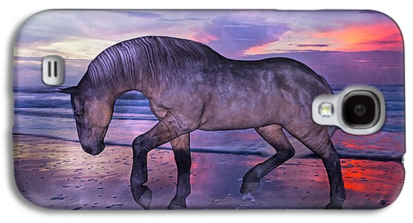 Early Morning Hours Galaxy S4 Case by Betsy Knapp