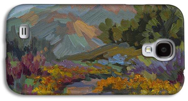 Early Morning Light Santa Barbara Galaxy S4 Case by Diane McClary