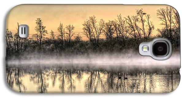 Early Morning Mist Galaxy S4 Case