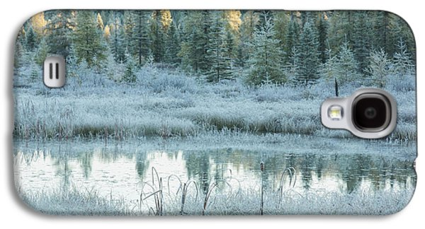 Early Morning Over Costello Creek Galaxy S4 Case by Robert Postma
