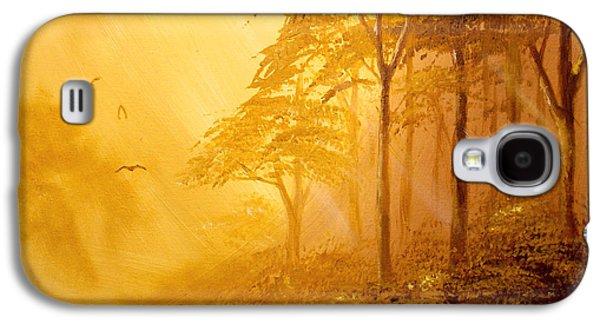Early Morning Swim  Galaxy S4 Case