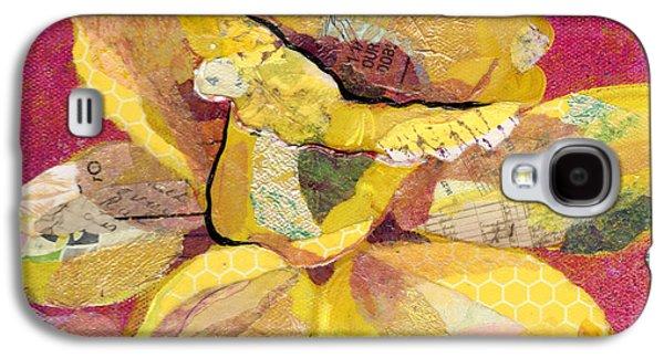 Early Spring IIi  Daffodil Series Galaxy S4 Case by Shadia Derbyshire