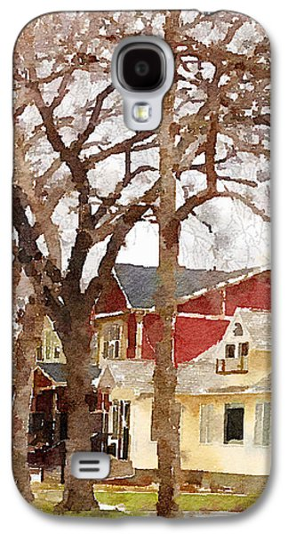 Early Spring Street Galaxy S4 Case