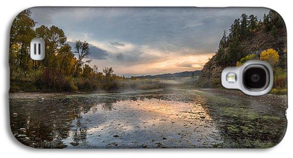 East Idaho Autumn Galaxy S4 Case by Leland D Howard