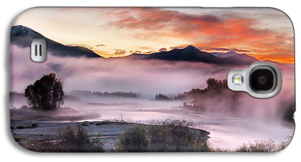 East Idaho Galaxy S4 Case by Leland D Howard