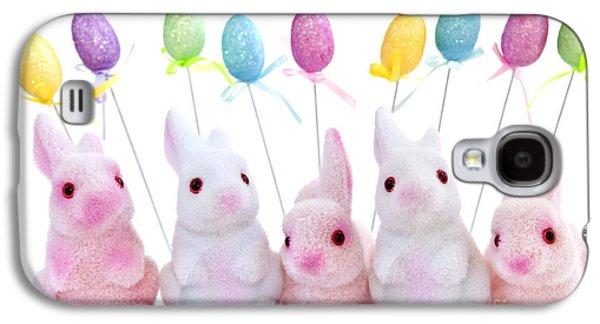 Easter Bunny Toys Galaxy S4 Case by Elena Elisseeva