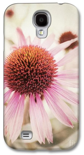 Echinacea Galaxy S4 Case