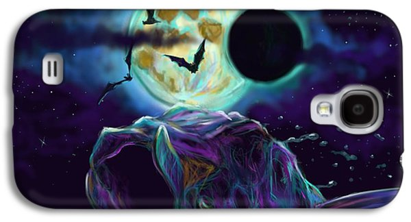 Eclipse Rush  Galaxy S4 Case