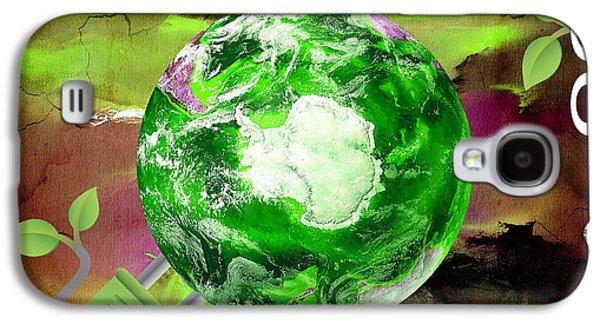 Eco Awareness Galaxy S4 Case