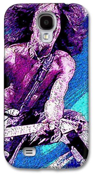 Eddie Van Halen - Hot For Teacher Galaxy S4 Case