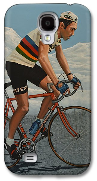 Eddy Merckx Galaxy S4 Case