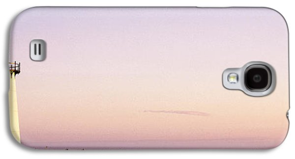 Edgartown Lighthouse, Marthas Vineyard Galaxy S4 Case by Panoramic Images