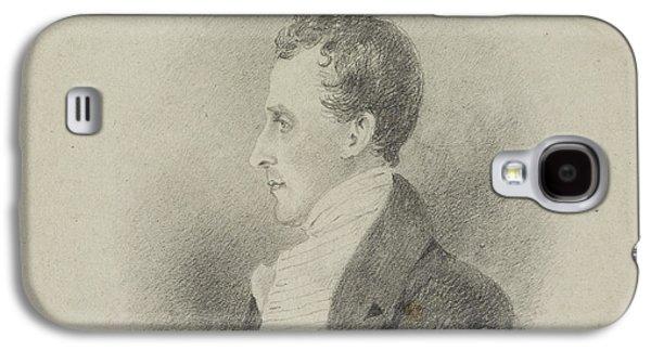 Edward Gardner Galaxy S4 Case by British Library