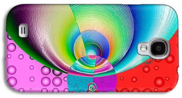 Ego Galaxy S4 Case by Wendy J St Christopher