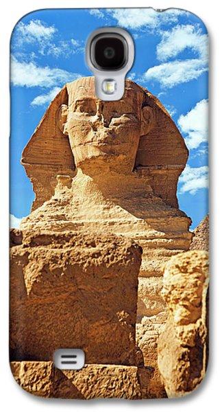 Egypt, Cairo, Giza, The Sphinx Galaxy S4 Case