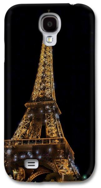 Eiffel Tower 4 Galaxy S4 Case by Mauro Celotti