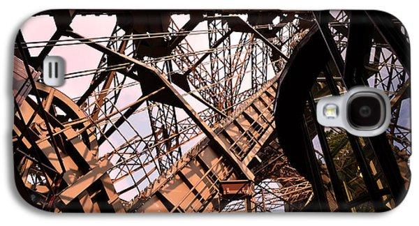 Eiffel Tower Paris France Close Up Galaxy S4 Case