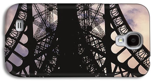 Eiffel Tower Paris France Galaxy S4 Case by Panoramic Images