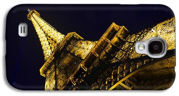 Eiffel Tower Paris France Side Galaxy S4 Case