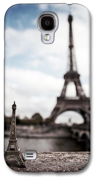 Eiffel Trinket Galaxy S4 Case