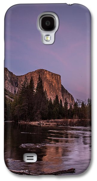 El Capitan After Sunset Galaxy S4 Case by Bill Roberts