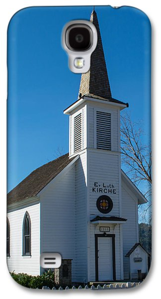 Elbe Historic Church Galaxy S4 Case by Tikvah's Hope