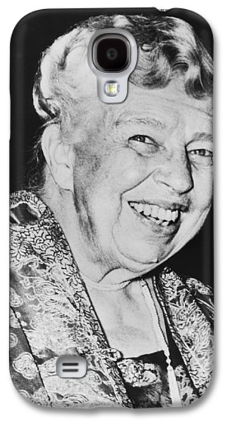Eleanor Roosevelt Galaxy S4 Case by Underwood Archives