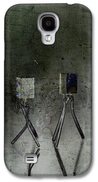Electrical Circuits Galaxy S4 Case by Tommytechno Sweden