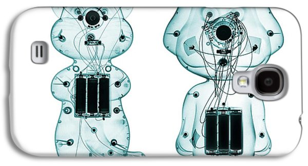 Electronic Toys Galaxy S4 Case by Brendan Fitzpatrick